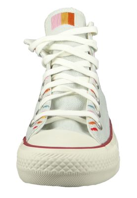 Converse Chucks Blau 567991C Chuck Taylor All Star Seasonal HI - Blue Tint Multi Egret – Bild 4