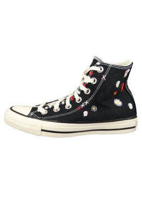 Converse Chucks Schwarz 567993C Chuck Taylor All Star Seasonal HI - Black Natural Ivory Black – Bild 4