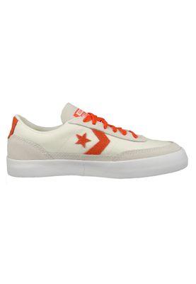 Converse Chuck Weiß 167624C Chuck Taylor Net Star Classic OX - Egret Bold Mandarin White – Bild 6
