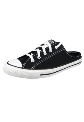Converse Chucks 567945C Schwarz Chuck Taylor All Star Dainty Mule Slip - Black White – Bild 1