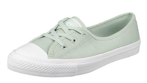 Converse Chucks 567716C Mint Chuck Taylor All Star Ballet Lace Slip - Green Oxide Ghost Green – Bild 1