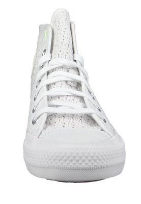 Converse Chucks Weiß 5676554 Chuck Taylor All Star HI - White Barely Volt White – Bild 5