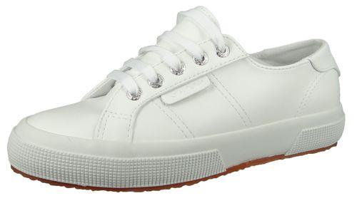 Superga Damen Schuhe Sneaker S1111YW Kunstleder A00 White 2750 Weiß  – Bild 1