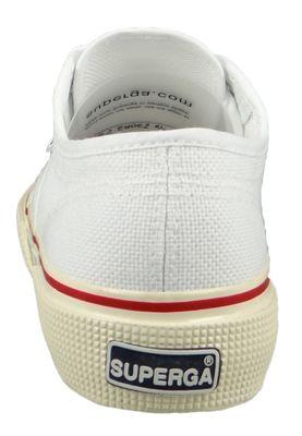 Superga Damen Schuhe Sneaker S11141W 901 White 2490 Weiß  – Bild 4