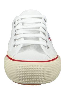 Superga Damen Schuhe Sneaker S11141W 901 White 2490 Weiß  – Bild 6