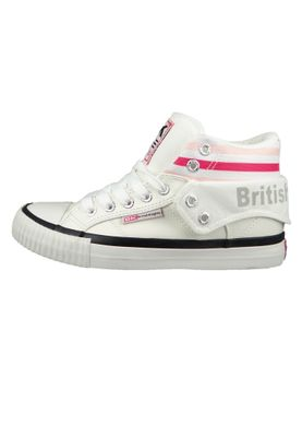 British Knights Sneaker B45-3734-02 Roco Weiß White Fuchsia Pink – Bild 3