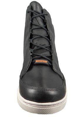 Harley Davidson Herren Biker Boots D97094 Vardon CE Engineerstiefel Schwarz Wasserdicht Black – Bild 3