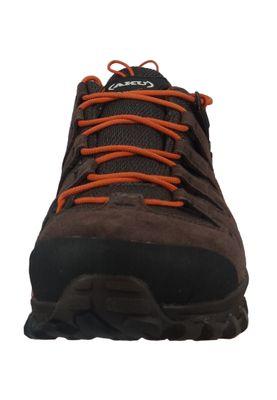 AKU Hiking Boots Trekking 977-110 TREKKER LITE III GTX Men Black Green Black – Bild 6