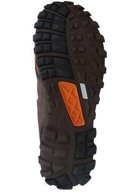 AKU 715-307 Alterra Lite GTX Herren Wanderschuhe Trekkingschuhe Braun Orange – Bild 7