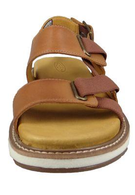 KEEN Damen Sandale Lana Z-Strap Braun Tortoise Shell Silver Birch - 1022583 – Bild 4