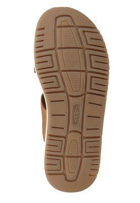 KEEN Damen Sandale Lana Z-Strap Braun Tortoise Shell Silver Birch - 1022583 – Bild 5