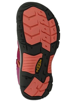 KEEN Kinder Sandale Newport H2- Very Berry Fusion Coral - Pink - 1014267 – Bild 6