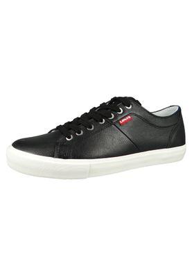 Levis Woodward 231571-794-59 Herren Sneaker Black Schwarz – Bild 1