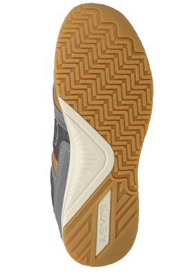 Levis Sutter 229803-802-55 Herren Sneaker Dull Grey Grau – Bild 5