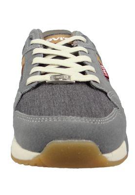 Levis Sutter 229803-802-55 Herren Sneaker Dull Grey Grau – Bild 4