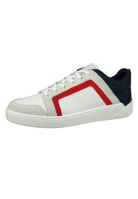 Levis Mullet 2.0 231582-747-17 Herren Sneaker Navy Blue Weiß – Bild 1