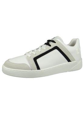 Levis Mullet 230087-931-59 Men's Sneaker Regular Black White Black – Bild 1
