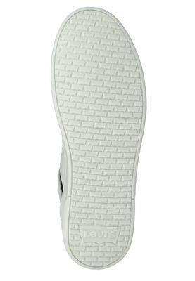 Levis Mullet 230087-931-59 Men's Sneaker Regular Black White Black – Bild 2