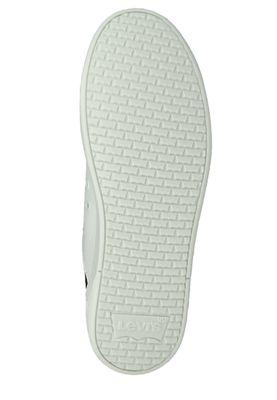 Levis Mullet 231766-795-17 Herren Sneaker Navy Blue Weiß – Bild 5