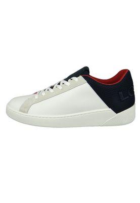 Levis Mullet 231766-795-17 Herren Sneaker Navy Blue Weiß – Bild 7