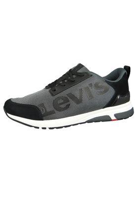 Levis Bodi Plain 231547-756-59 Herren Sneaker Regular Black Schwarz – Bild 1