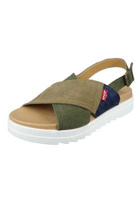 Levis Persia Sportswear 227813-1709-35 Damen Sandale Light Khaki Grün – Bild 1