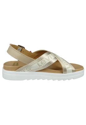 Levis Persia Web 229824-860-51 Damen Sandale Regular White Weiß – Bild 4