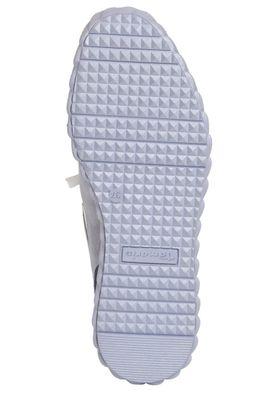 Tamaris 1-23709-24 821 Damen Cosm. Sky Comb Grau Blau Sneaker – Bild 3