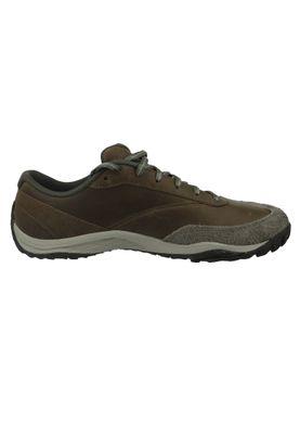 Merrell Trail Glove 5 LTR J066203 Herren Leder Squall Braun Trail Running Barefoot Run – Bild 5