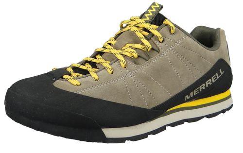Merrell Catalyst Suede J000091 Herren Sneaker Leder Brindle Grau – Bild 1