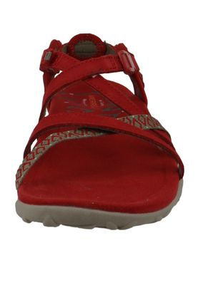 Merrell Terran Lattice II J001054 Damen Sandale Chilli Rot – Bild 5