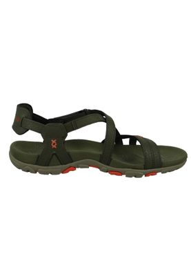 Merrell Sandspur Olive Grey Leather J98772 Damen Grau – Bild 4