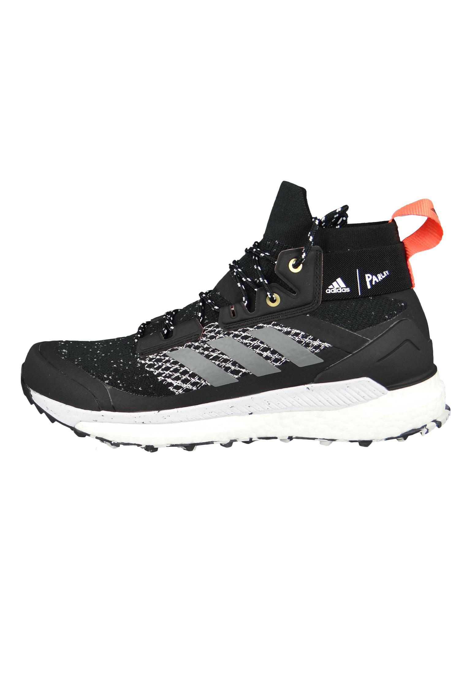 adidas TERREX FREE HIKER EF0347 Herren Hiking Wanderschuhe core black Schwarz