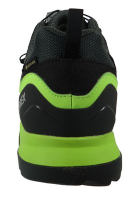 adidas TERREX SWIFT R2 GTX EF4612 Herren Outdoor Hikingschuhe core black dgh solid grey Schwarz – Bild 3