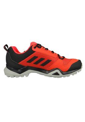 adidas TERREX AX3 GTX EG6164 Herren Hiking Outdoorschuhe glory amber core black solar red Rot – Bild 5