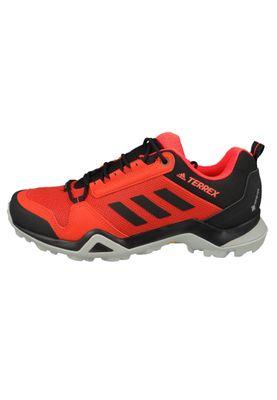 adidas TERREX AX3 GTX EG6164 Herren Hiking Outdoorschuhe glory amber core black solar red Rot – Bild 3