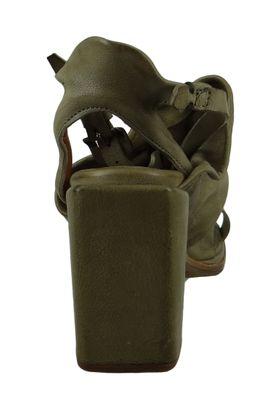A.S. 98 Damen Leder Sandalette Vide Africa Grau A03001-0201-6487 – Bild 4