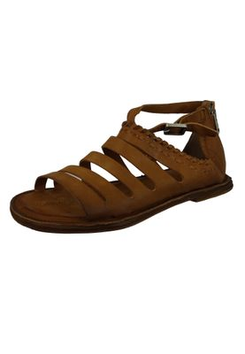 A.S. 98 Damen Leder Sandale Malibu Tiger Braun 557021-0101-6013 – Bild 1
