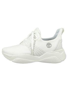 Timberland A1Y5C Kiri Up KPU Net Oxford Lace Up Sneaker White White – Bild 3