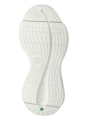 Timberland A1Y5C Kiri Up KPU Net Oxford Lace Up Sneaker White White – Bild 7