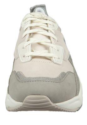 Timberland CA2AQ3 Delphiville Damen Sneaker Natural Silver – Bild 5