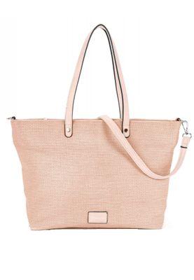 Tamaris Tasche Anja Shopper Bag Handtasche Schultertasche Sand Braun – Bild 1