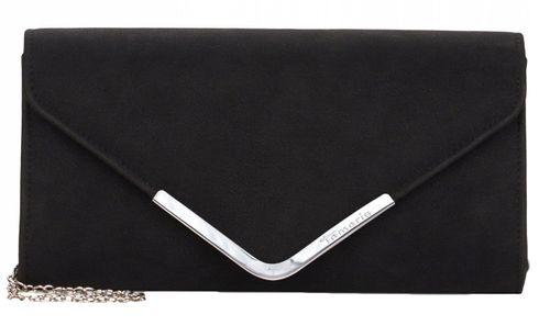 Tamaris Bag ENYA Clutch Bag Handbag Nude Beige 23 x 5.5 x 11 cm – Bild 1