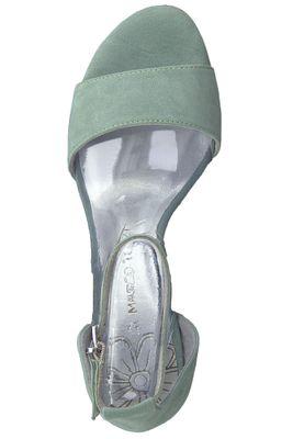 Marco Tozzi Damen Sandale Sandalette Grün Sage 2-2-28320-24 732 – Bild 6