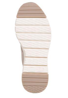 Tamaris 1-23783-24 422 Damen Cashmere Suede Grau Leder Sneaker – Bild 3