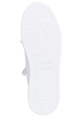 Tamaris 1-23788-24 197 Damen White Comb Weiss sportlicher Halbschuh Sneaker – Bild 4