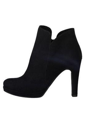 Tamaris 1-25316-24 001 Damen Black Schwarz Stiefelette High Heeled Ankle Boot mit TOUCH-IT Sohle – Bild 4