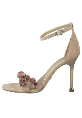 Tamaris 1-28330-24 558 Damen Old Rose Rosa Sandaletten Ankle Cuff Sandale mit TOUCH-IT Sohle – Bild 3
