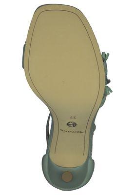 Tamaris 1-28330-24 760 Damen Mint Hellgrün Sandaletten Ankle Cuff Sandale mit TOUCH-IT Sohle – Bild 3