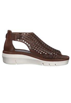 Tamaris 1-28375-24 305 Damen Cognac Braun Sandals Sandaletten – Bild 5